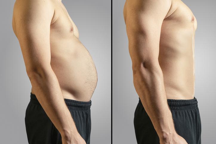 Norbert (45) hat 10kg abgenommen